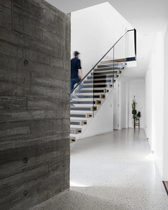 Wonderful Concrete Stairs Design Indoor Picture 265