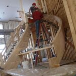 Wonderful Custom Spiral Staircase Picture 472