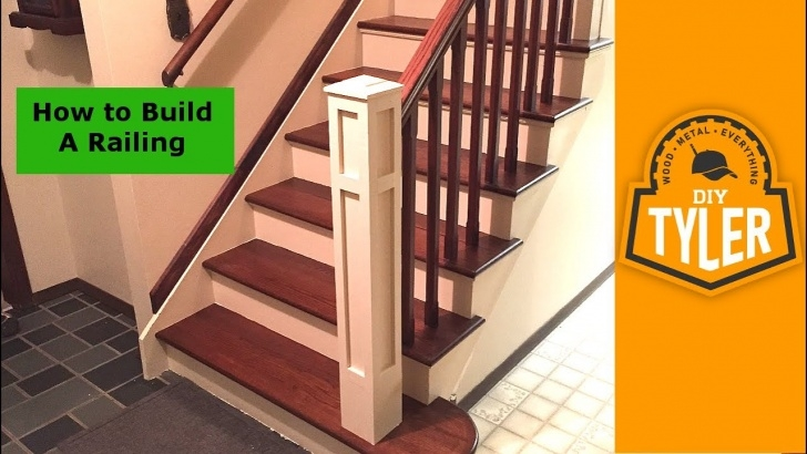 Wonderful Diy Stair Railing Photo 516
