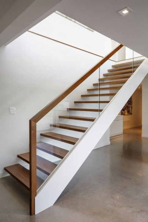 Wonderful Glass Enclosed Staircase Image 518