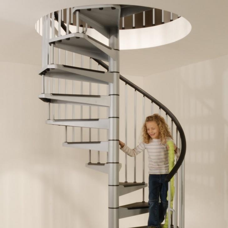 Wonderful Indoor Spiral Staircase Photo 346