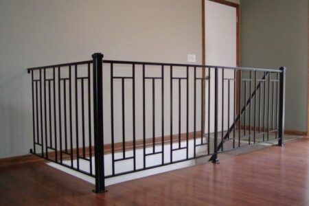 Iron Railings Indoor