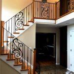 Wonderful Iron Railings Indoor Picture 216