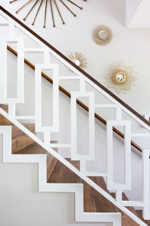 Wonderful Mid Century Modern Stair Railing Image 509