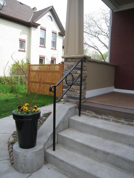 Wonderful Outdoor Iron Stair Railing Image 711