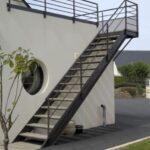 Wonderful Outside Stairs Design Photo 814