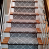 Patterned Stair Runners