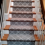 Wonderful Patterned Stair Runners Photo 075