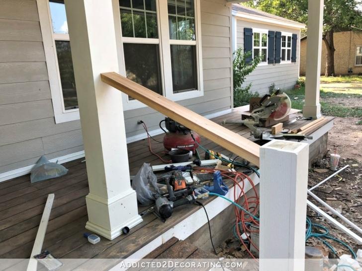 Wonderful Porch Step Railing Picture 767