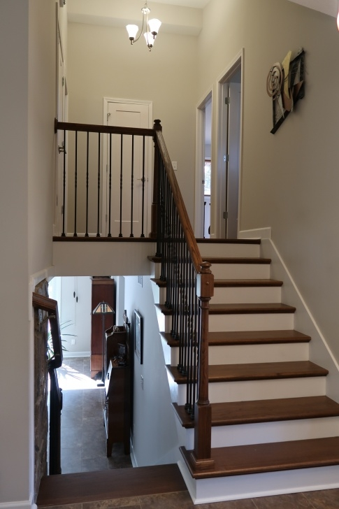 Wonderful Split Level Entry Stairs Photo 448