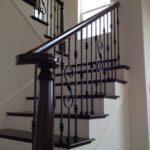 Wonderful Wrought Iron Hand Railing For Steps Photo 532